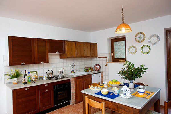 Our Assisi countryside apartments