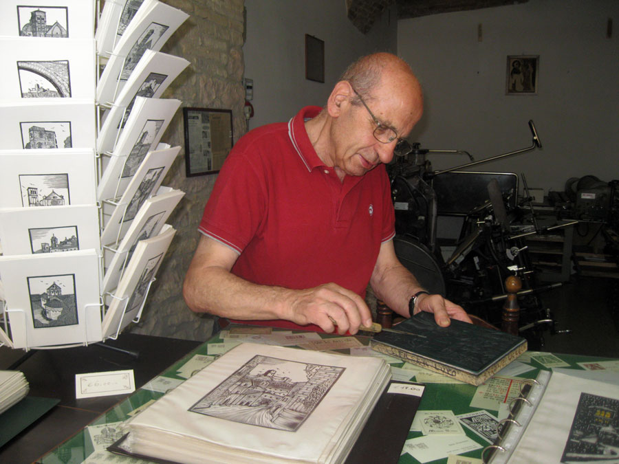 The Assisi Printer