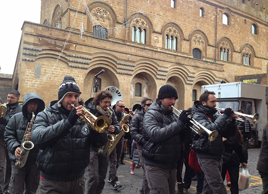 Orvieto in December : What Magic!