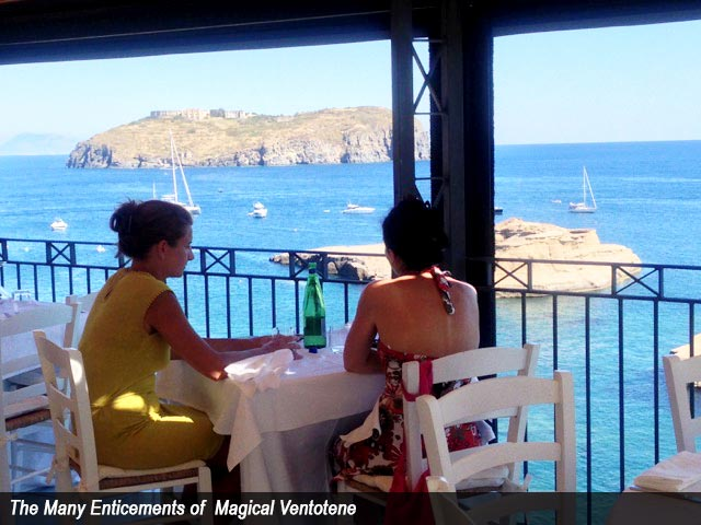 The Many Enticements of Magical Ventotene