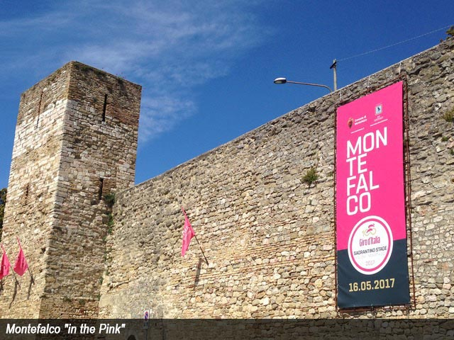 "Montefalco ""in the Pink"""