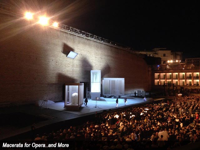 Macerata for Opera..and More