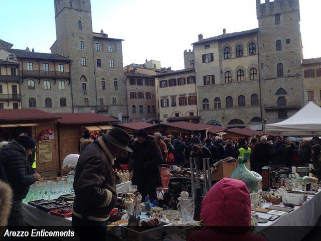 Arezzo Enticements
